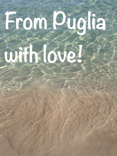 From Puglia with love!