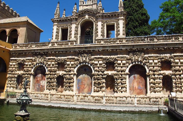 Alcazaba, Sevilla