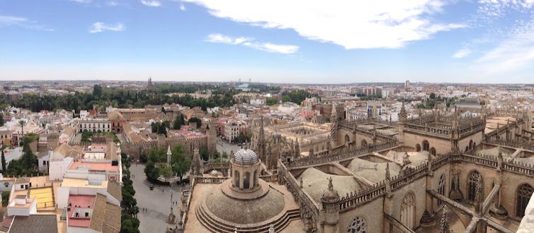 Cattedrale, Sevilla